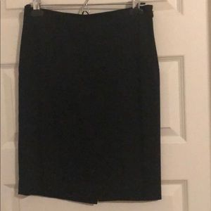 The Limited Cotton Skirt